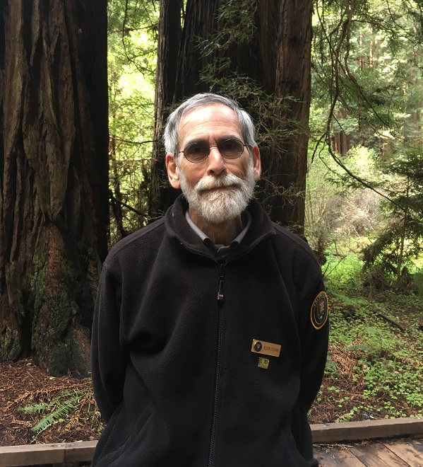 Silver Lupine Circle member and NPS Volunteer, Nelson Stubbins