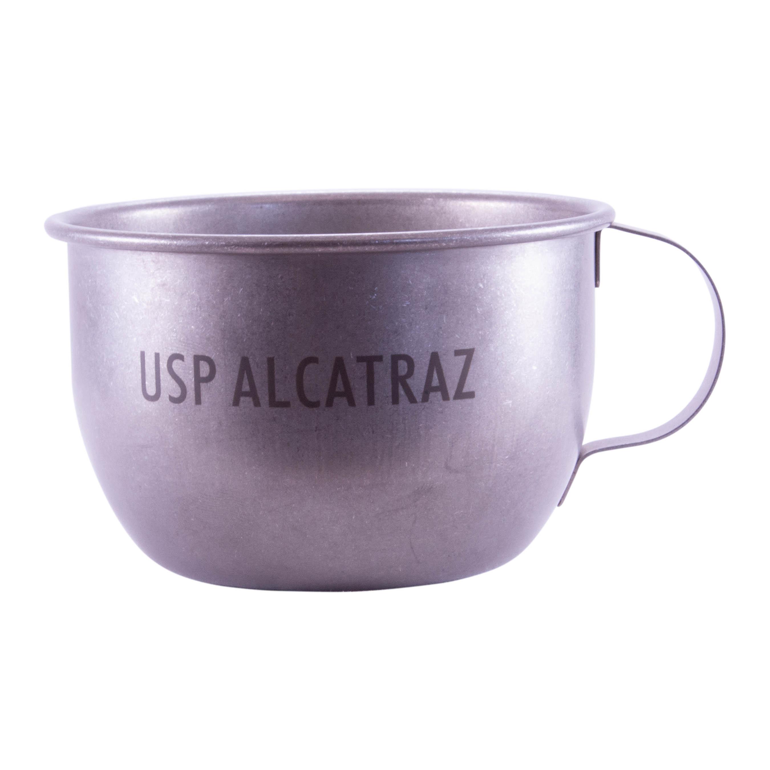 Alcatraz Inmate Cup Replica