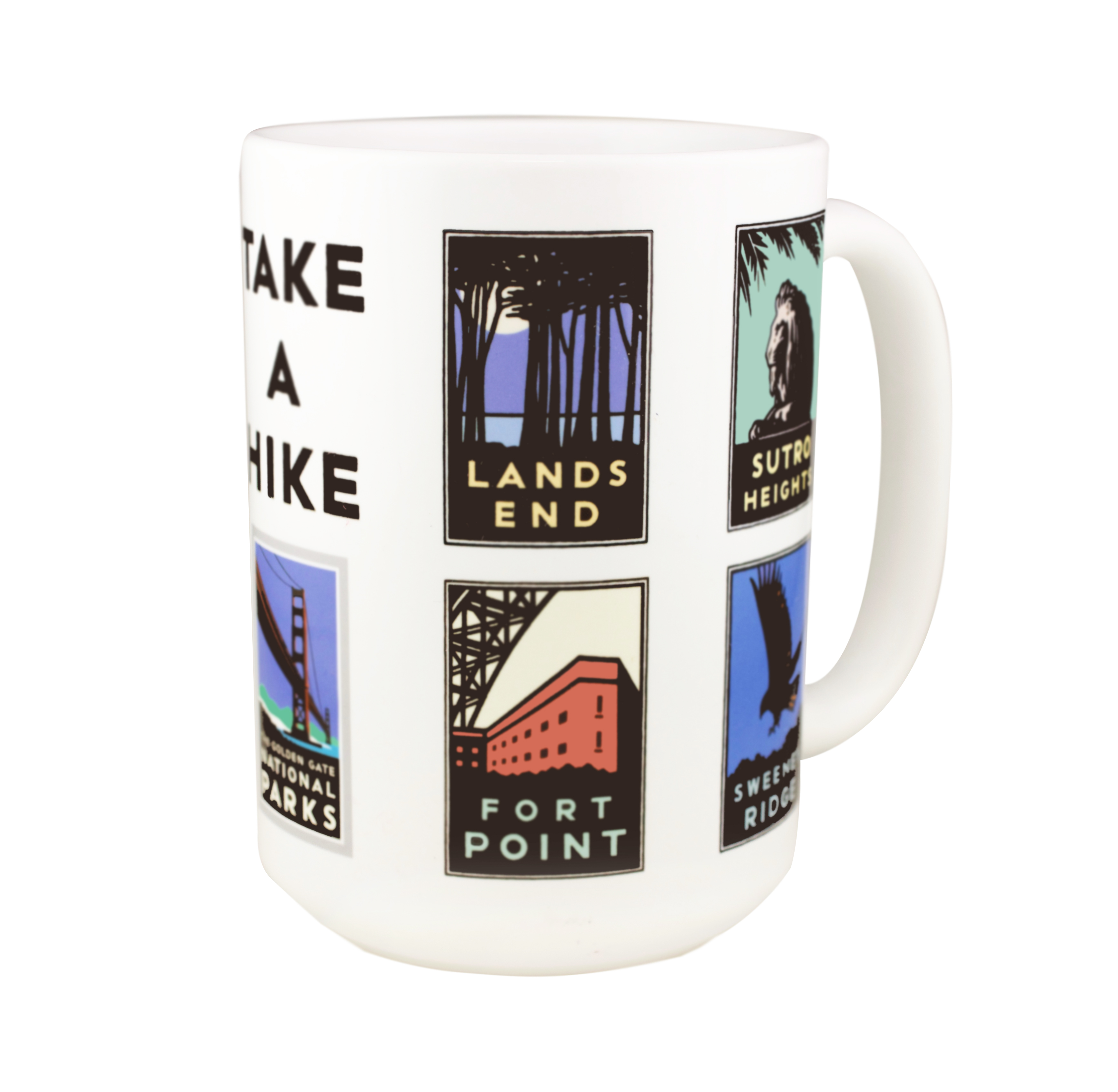 """""""Take a Hike"""" Mug"""