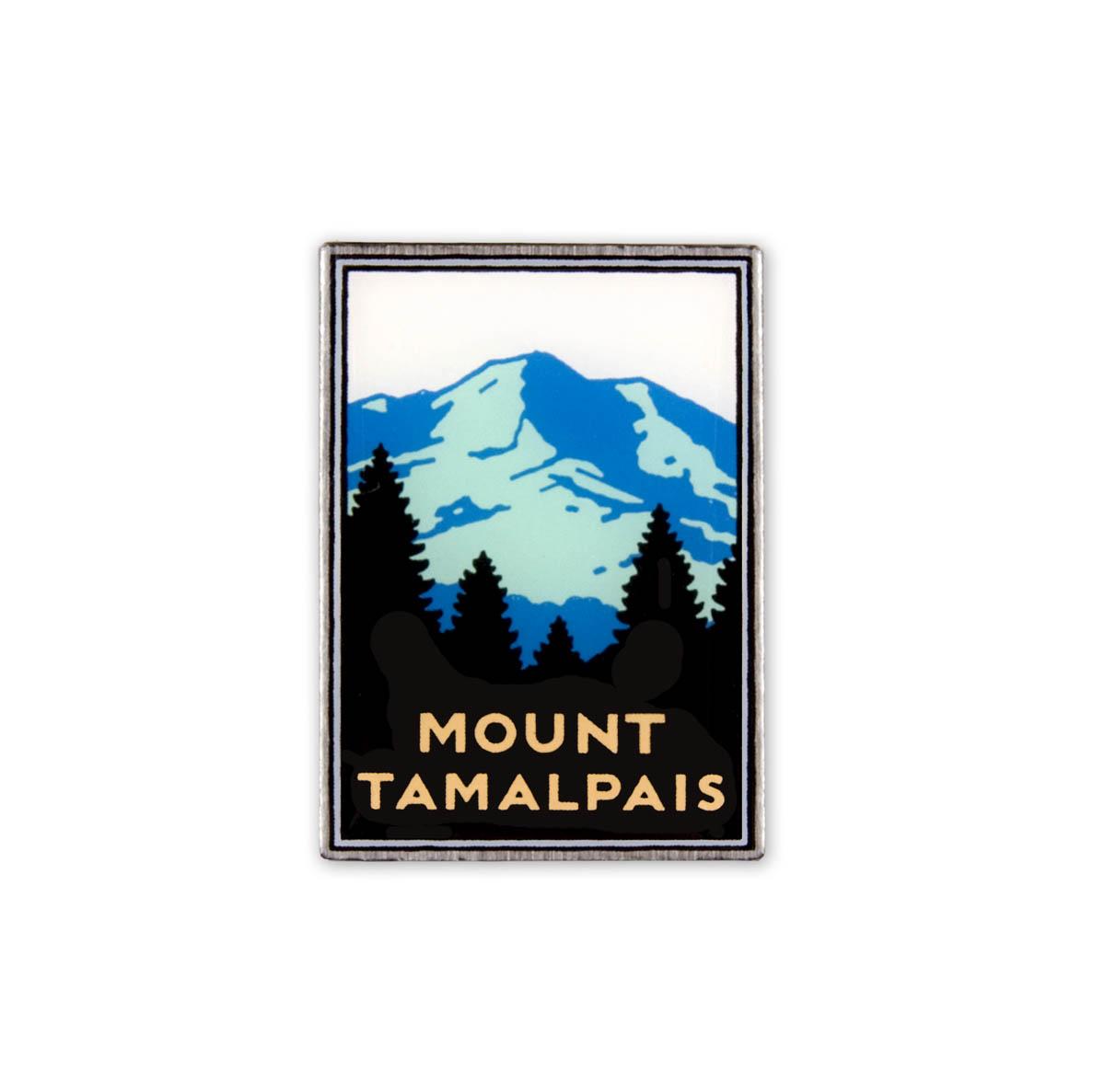Mount Tamalpais Pin