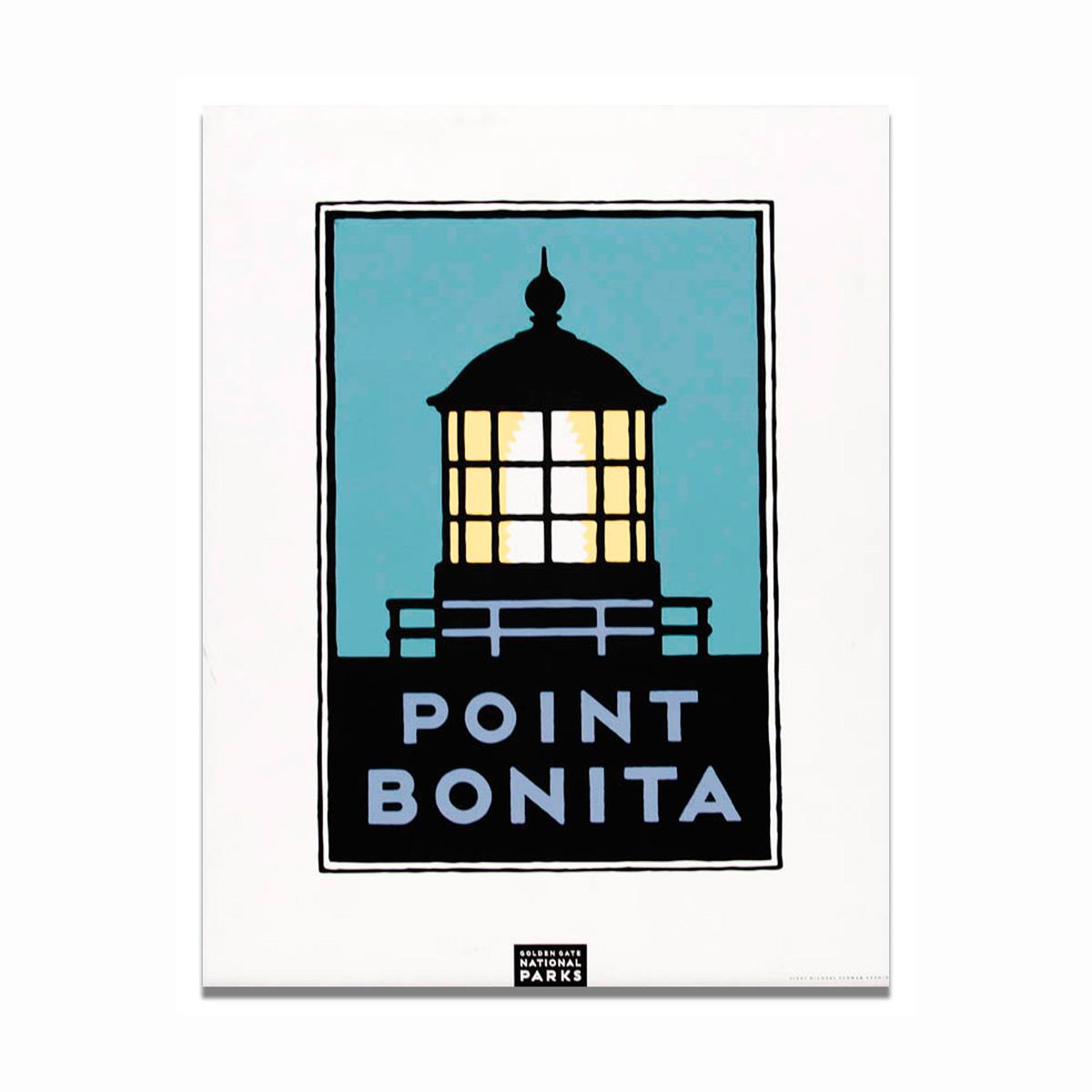 Schwab Point Bonita Print