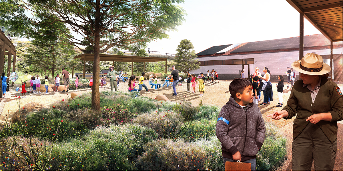 Plans for Updated Crissy Field Center