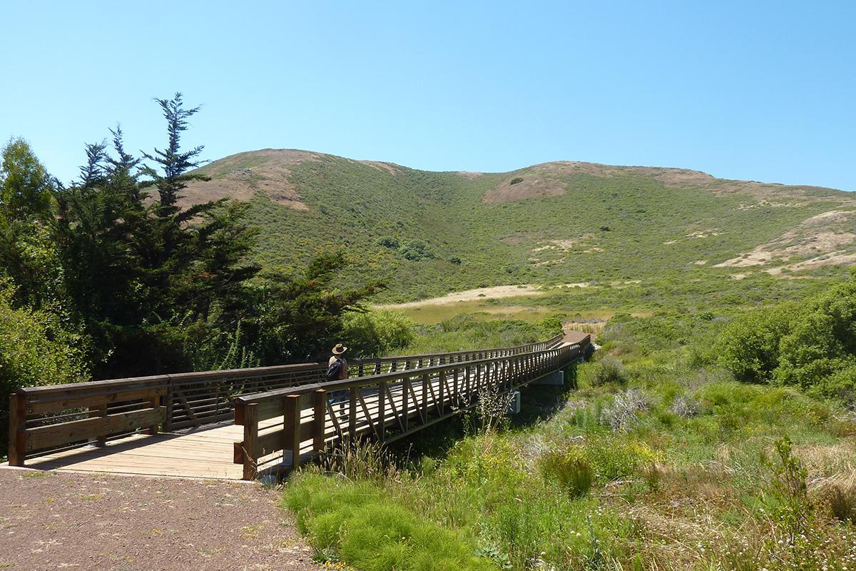 Capehart Bridge