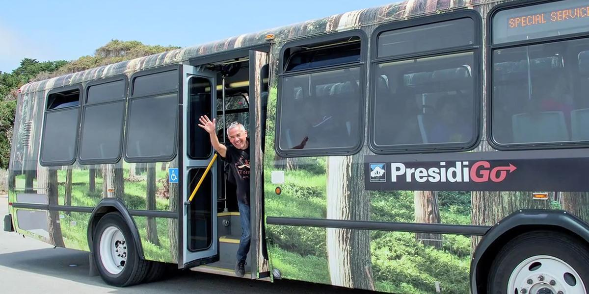 San Francisco Parks Conservancy Shuttle Program