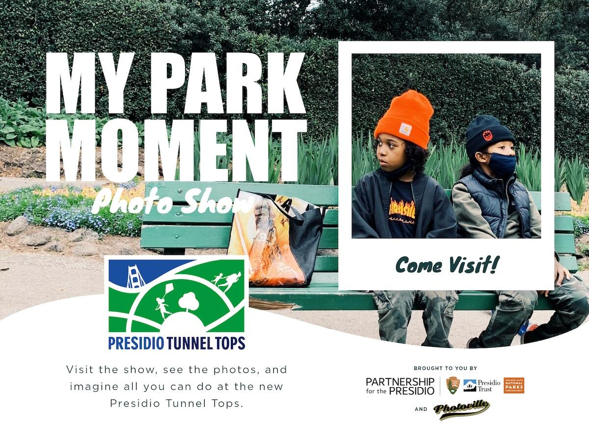 My Park Moment Contest Graphic