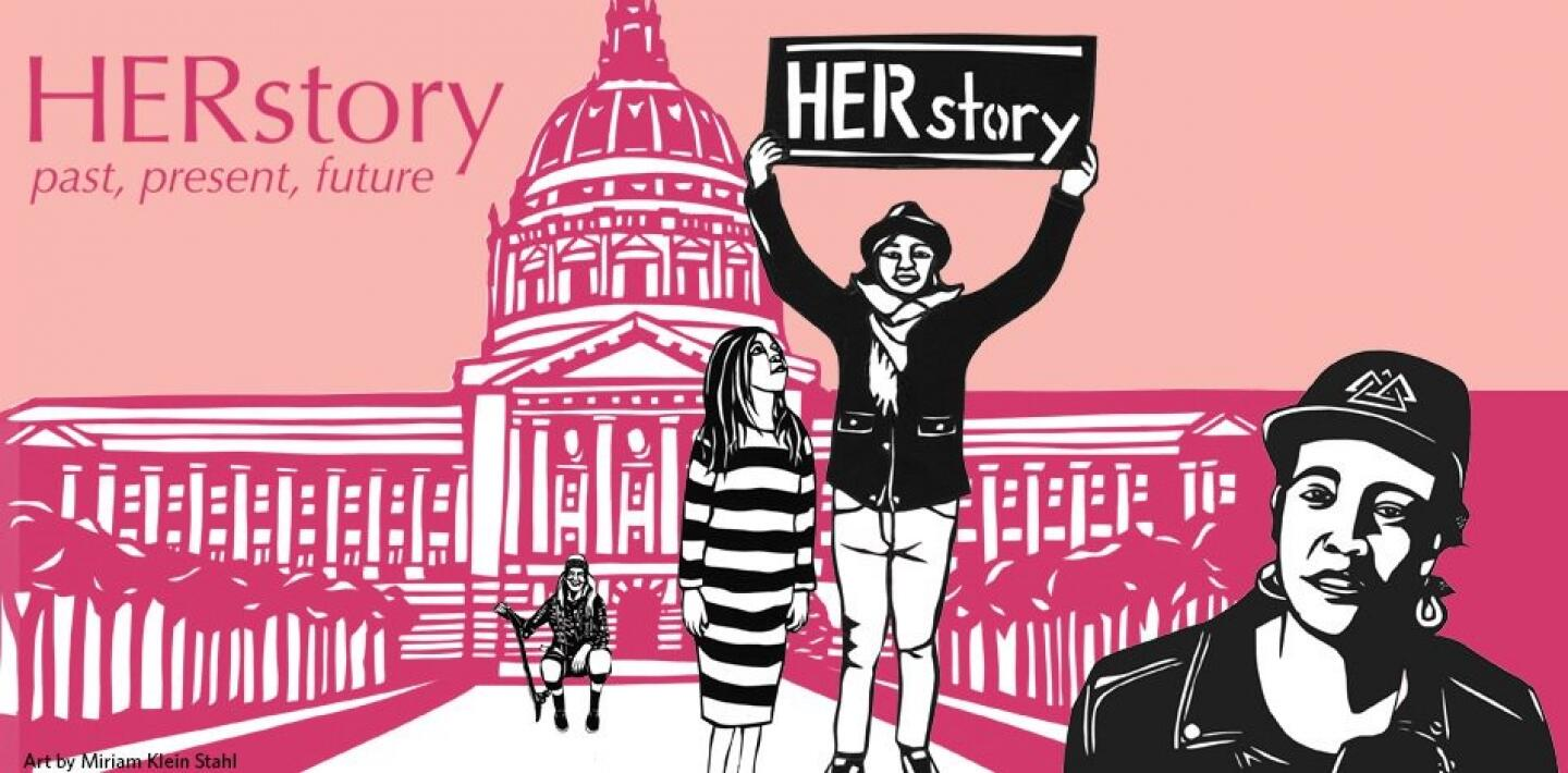 SFPL Herstory cover image
