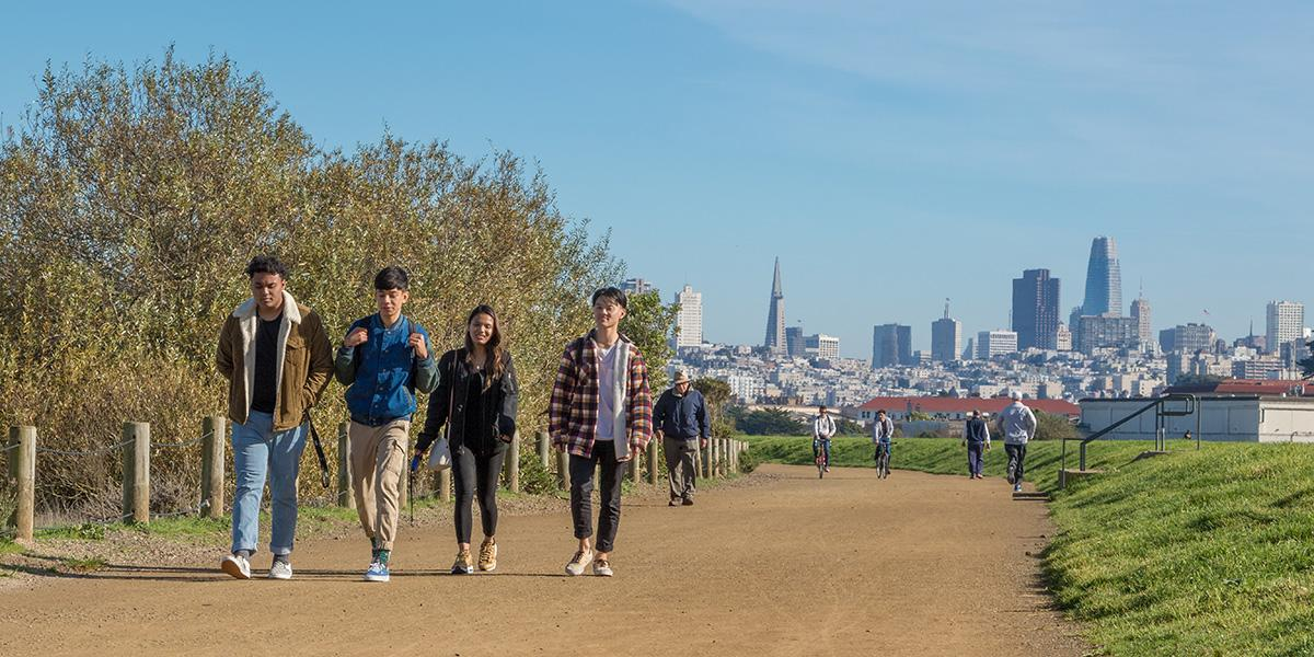It's been almost 20 years since Crissy Field was transformed into the beloved parklands we know today. Now, we look to what's next.