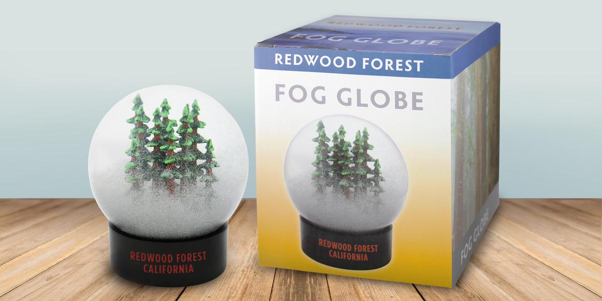 Fog Globe (Wide)