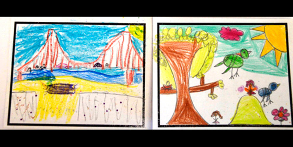 Kids Write Back: Postcards to the Parks