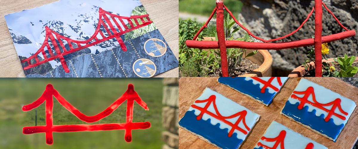 Golden Gate Bridge Crafts