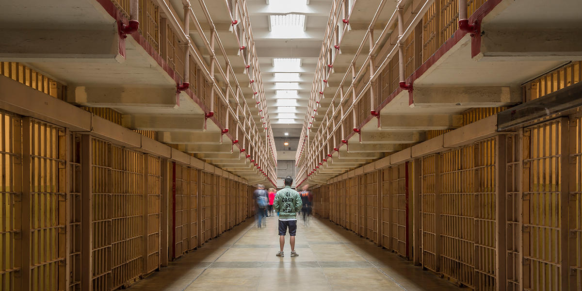 Alcatraz Historic Prisons