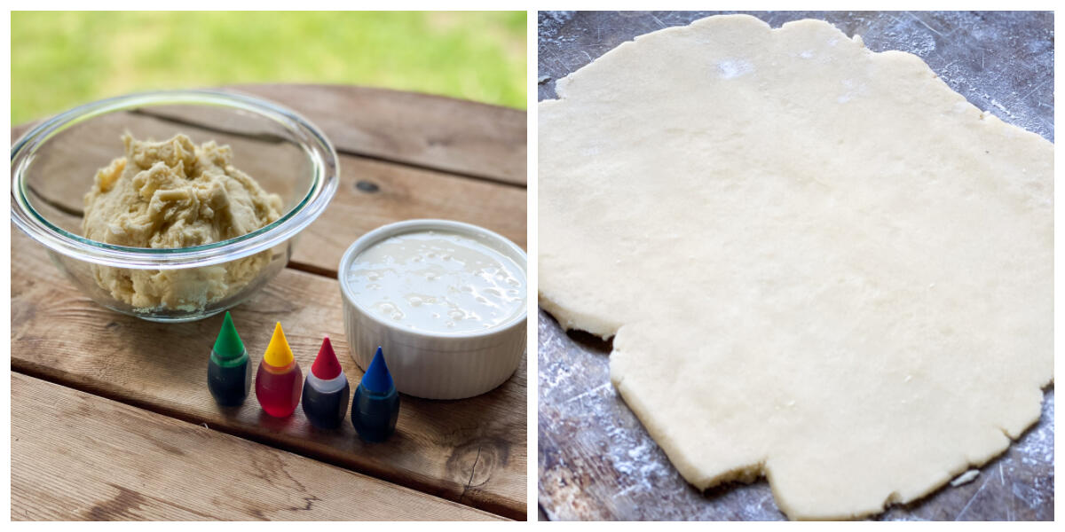 Golden Gate Bridge Crafts - Cookies