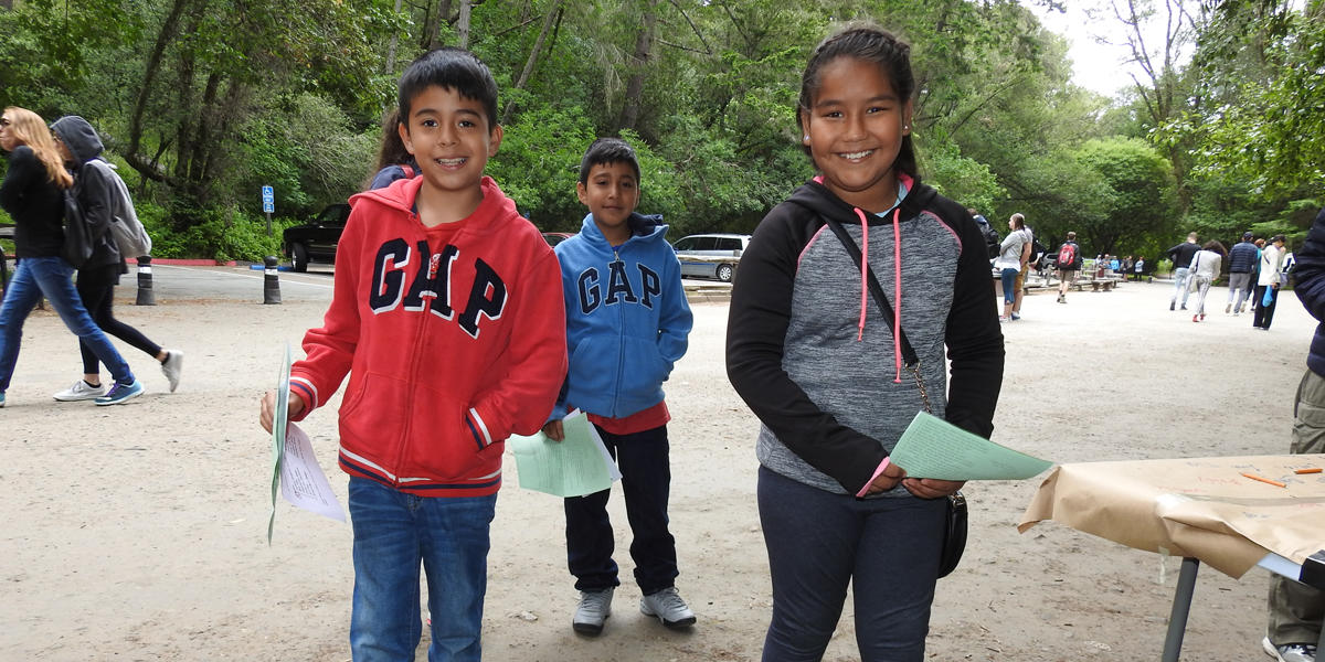 Youth Programs in Muir Woods