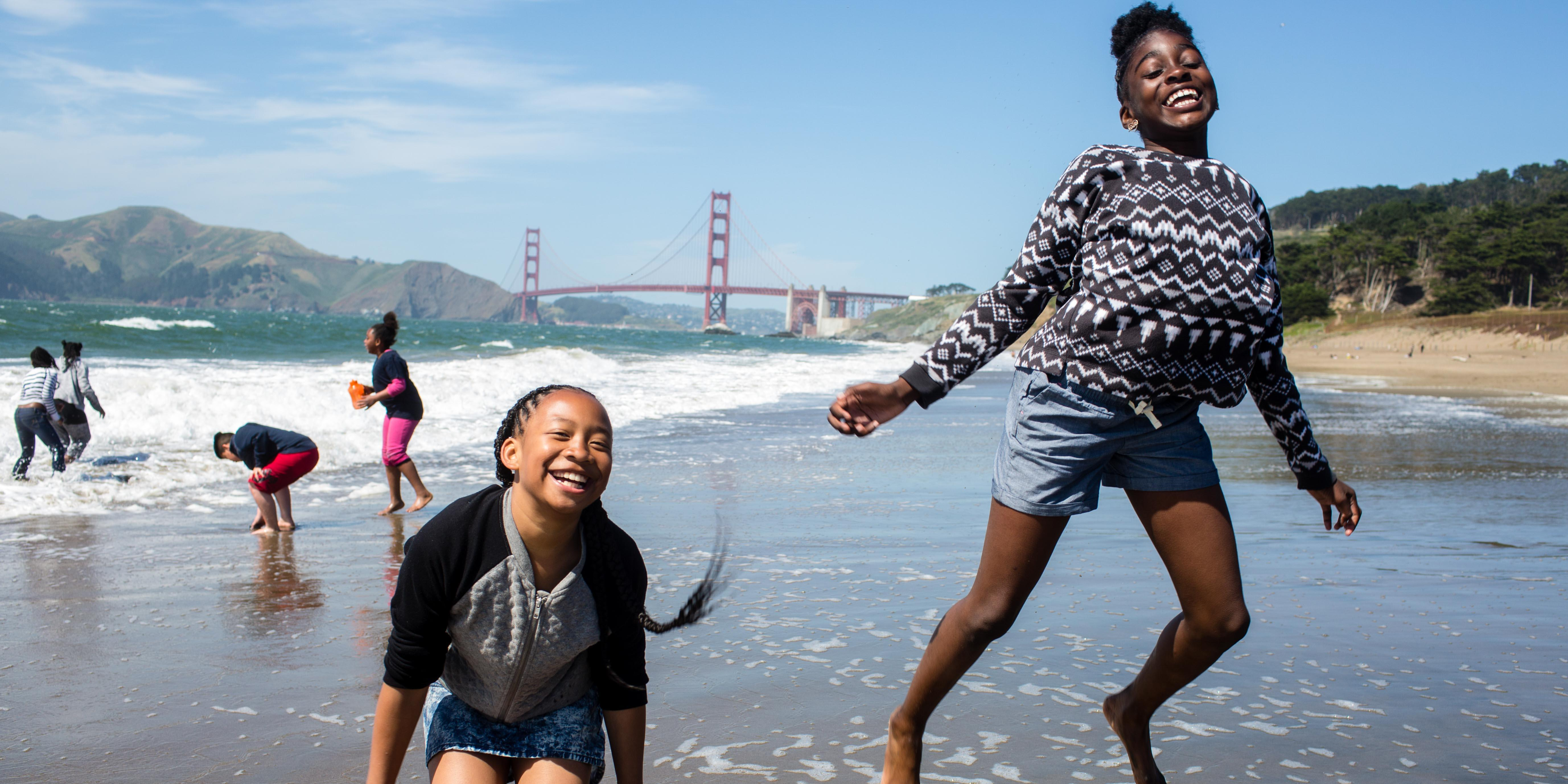 Baker beach youth