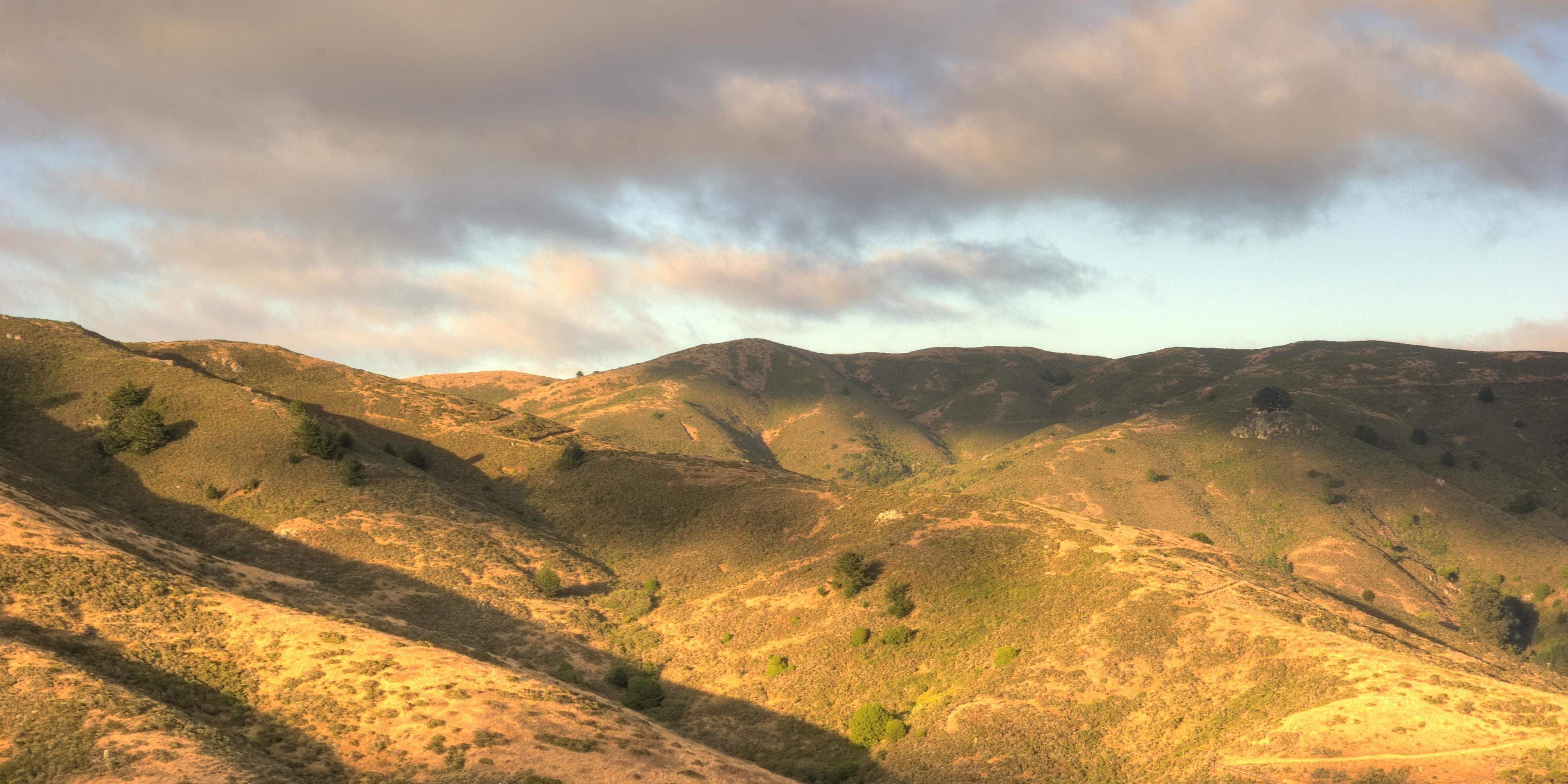 Views from Dias Ridge