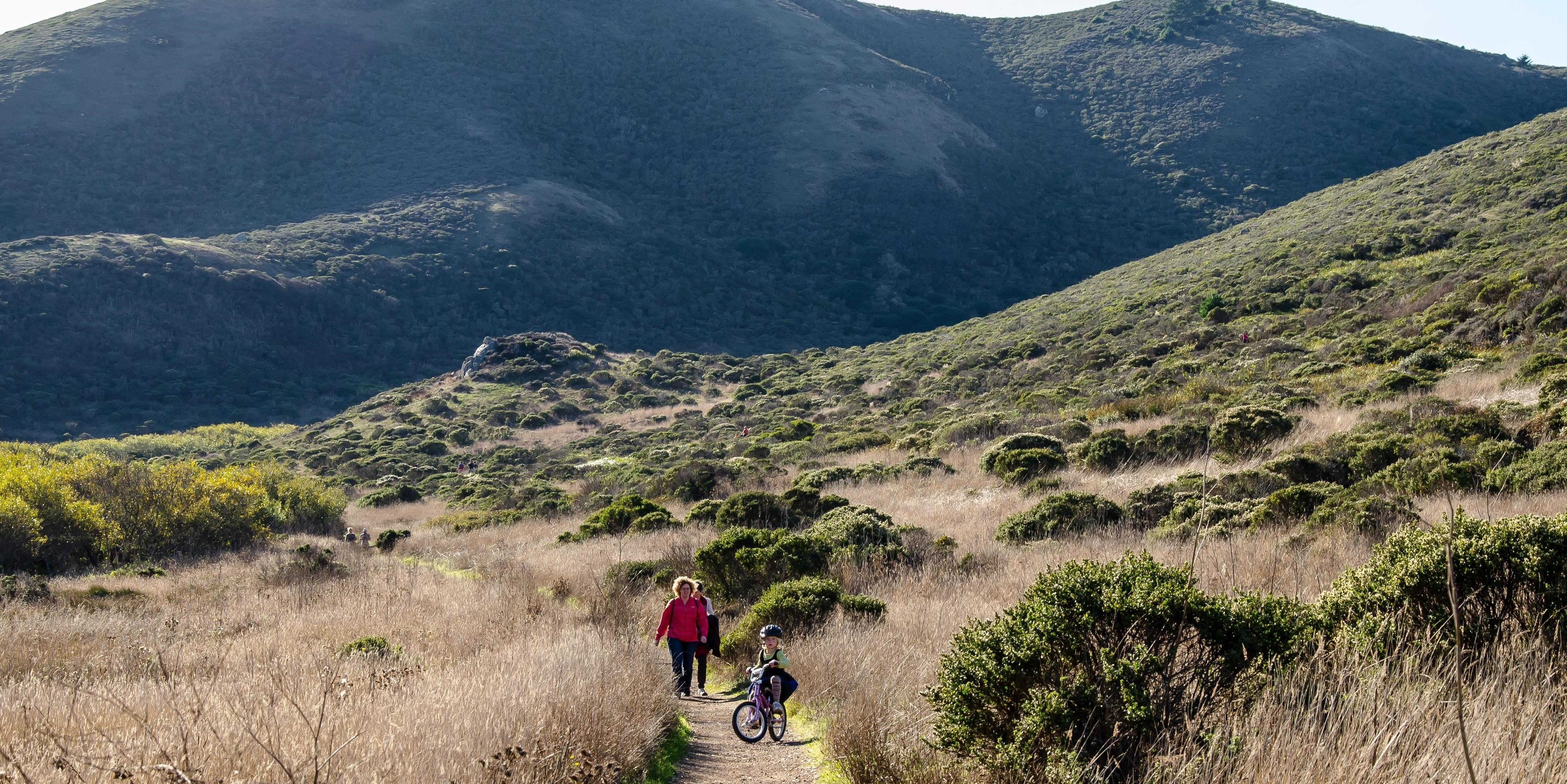 Tennessee Valley Trail is perfect for the whole family