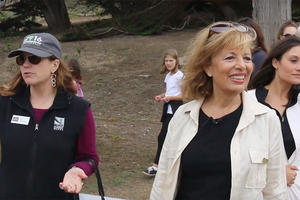 Congresswoman Jackie Speier at Mori Point
