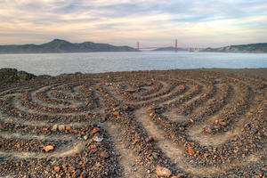 Lands End Labyrinth