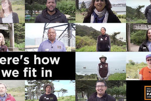 Parks Conservancy Staff: Who We Are & What We Do