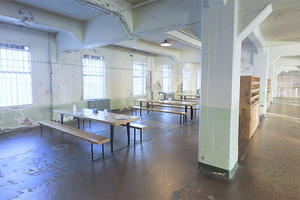 @Large: Ai Weiwei on Alcatraz in 3D: Yours Truly, Dining Hall