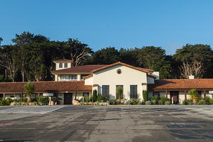 Presidio Officers' Club