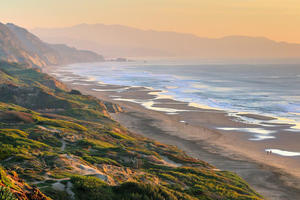 Fort Funston Dune Walk