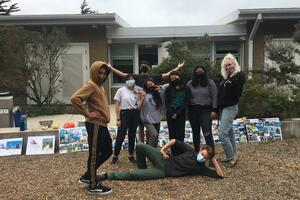 Community Youth Curator Cohort, 2021