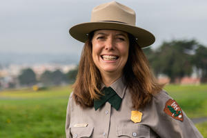 Laura E. Joss, Superintendent of the Golden Gate National Recreation Area
