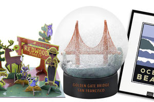 Our 2018 holiday gift guide: Perfect presents inspired by the Golden Gate National Parks