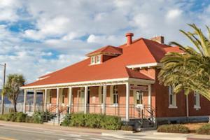 Presidio Visitors Center