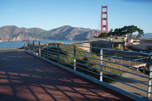 The Golden Gate Overlook