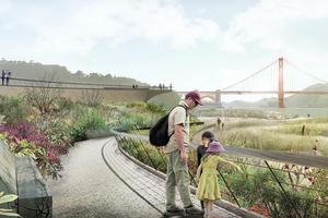 Presidio Tunnel Tops Project