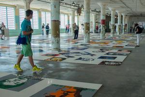 Ai Weiwei on Alcatraz, Trace exhibit