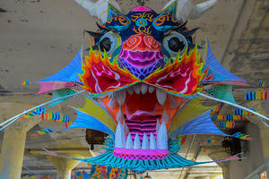 Ai Weiwei Art Installation at Alcatraz