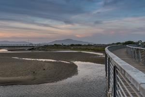 Bridge over the Crissy Field Marsh