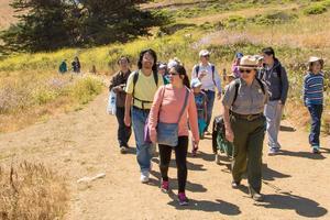Ranger-led hike through Mori Point
