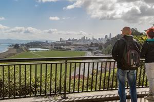 Crissy Field Overlook