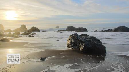 Rocks at Lands End