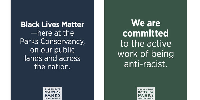 Statements from Parks Conservancy open letter.