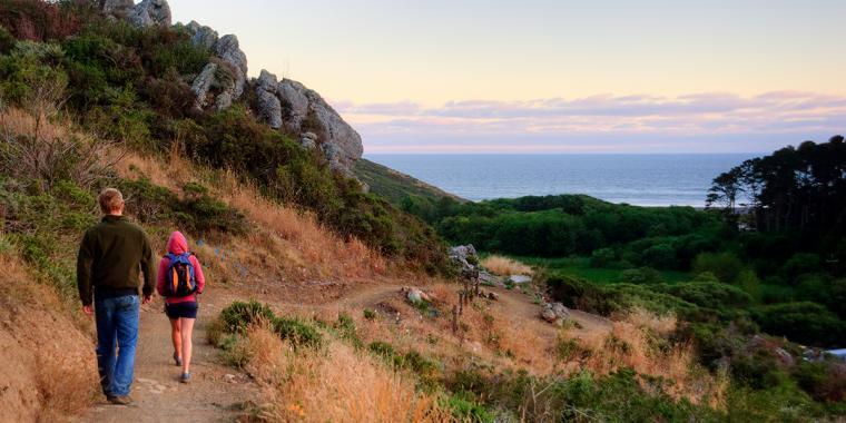 Dias Ridge Trail