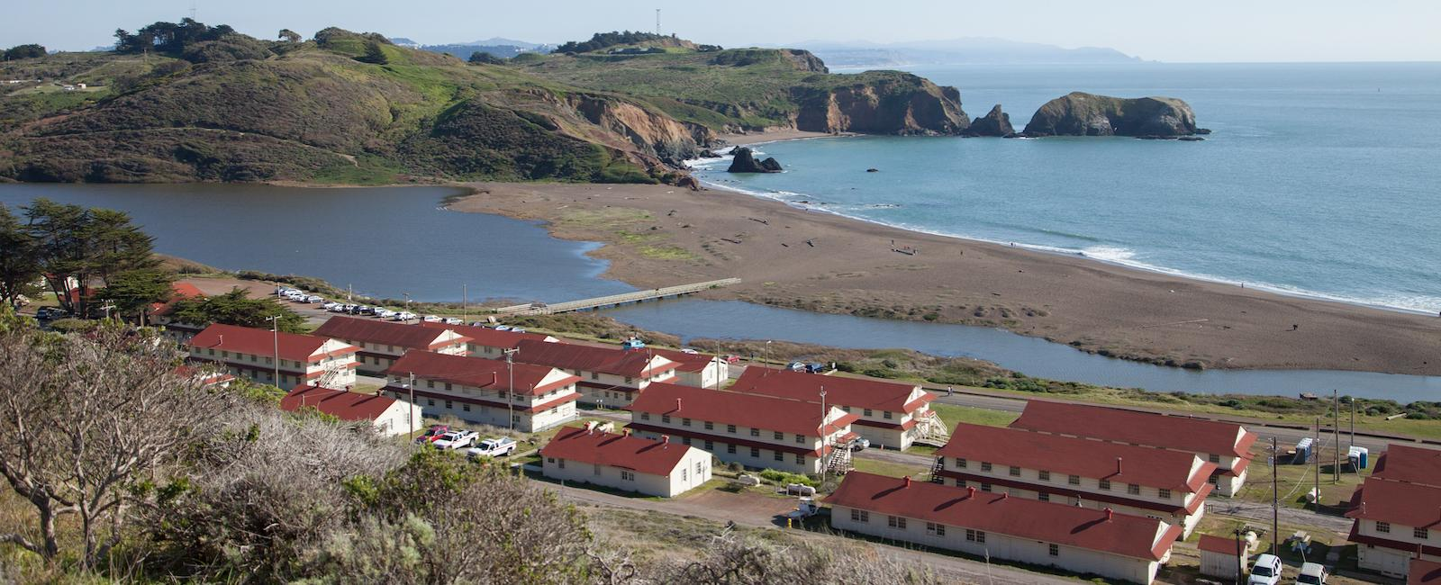 Fort Cronkhite and Rodeo Beach