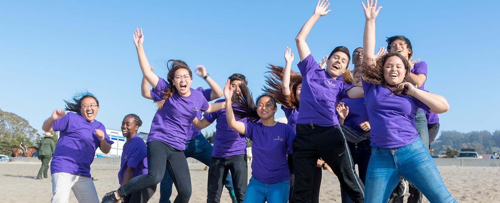 Inspiring Young Emerging Leaders (I-YEL) program participants.