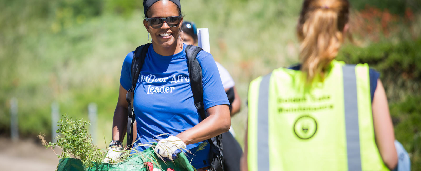 Volunteer at Lands End on Martin Luther King Jr. Day 2016