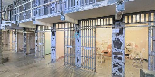 @Large: Ai Weiwei on Alcatraz in 3D: Stay Tuned, A Block