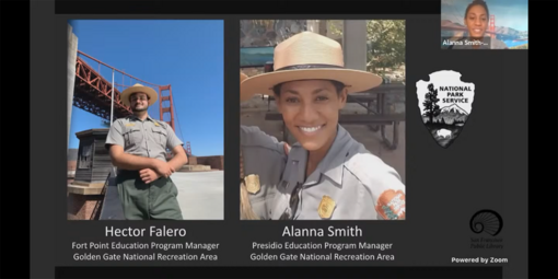 Nature Boost: Faces of Resistance presented by Ranger Hector and Ranger Alanna