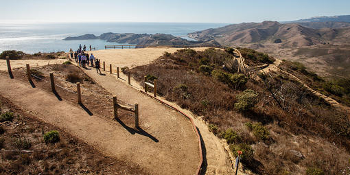 Hawk Hill Trail