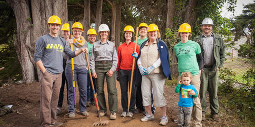 Trail Stewardship Volunteers