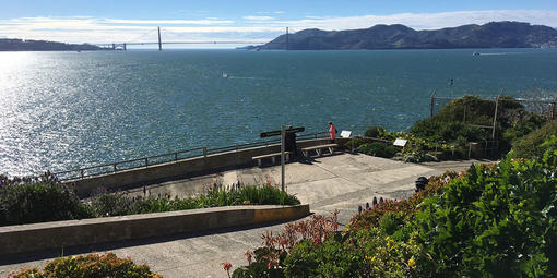 Flow Yoga, Alcatraz