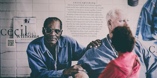 Prisoners of Age exhibit