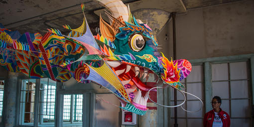 @Large: Ai Weiwei on Alcatraz